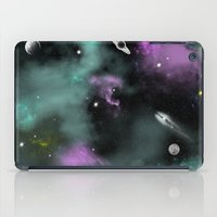 Deeep Space iPad Case