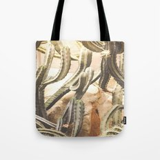 Cactus Jungle Tote Bag