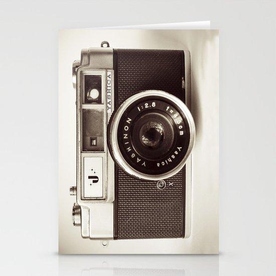 Camera Stationery Card