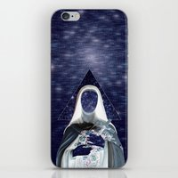 ♀ Holly Space Mother ♀ iPhone & iPod Skin
