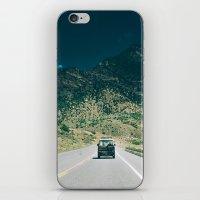 Synchro Bus Colorado iPhone & iPod Skin