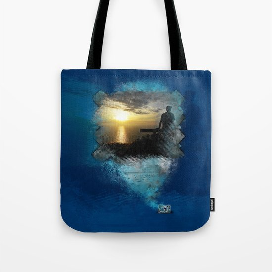 Divine Capture Tote Bag