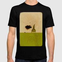 Avatar Kyoshi Mens Fitted Tee Black SMALL