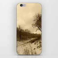 Parting Ways iPhone & iPod Skin