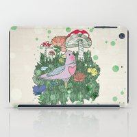 Woodland iPad Case