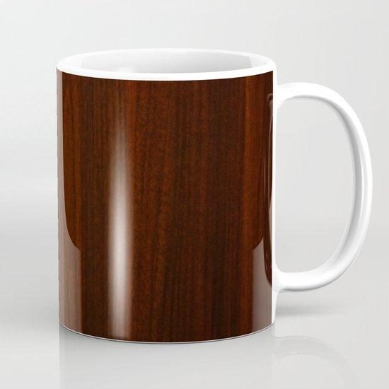 Wooden case Mug