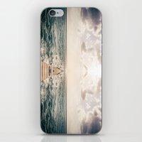 Kaleidoscape: Caye Caulk… iPhone & iPod Skin