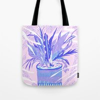 plant smell Tote Bag