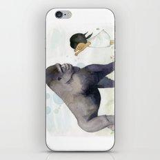 Hug me , Mr. Gorilla iPhone & iPod Skin