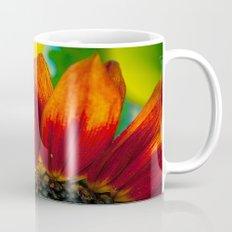 Red Sunflower Mug