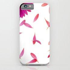 purple petaled flower  iPhone 6 Slim Case