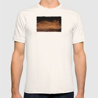 Budapest Night - JUSTART… Mens Fitted Tee Natural SMALL