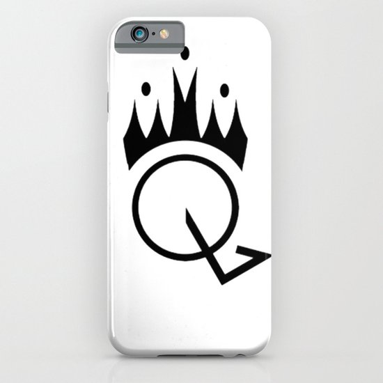 Q is for Queen iPhone & iPod Case