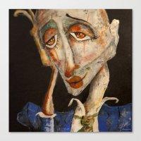 Cirque 2 Canvas Print
