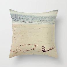 love. Throw Pillow