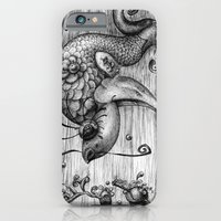 Fish Fall iPhone 6 Slim Case