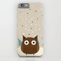 iPhone & iPod Case featuring Cute owl by Gal Ashkenazi