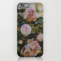 iPhone & iPod Case featuring White Roses by Hello Twiggs