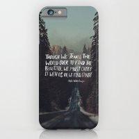 Road Trip Emerson iPhone 6 Slim Case