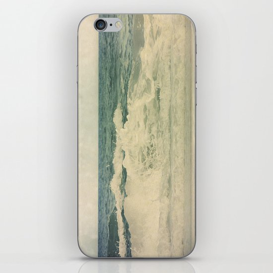 Salt Water Cures iPhone & iPod Skin