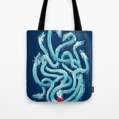 Firehydra! Tote Bag