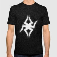 LEG-alizing Mens Fitted Tee Tri-Black SMALL