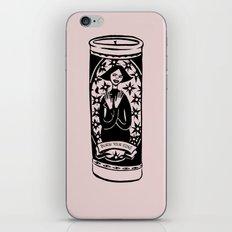 Burn Ur Icons iPhone & iPod Skin