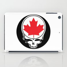 Canadian Steal Your Face iPad Case