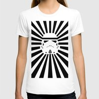 storm trooper T-shirts featuring Storm Trooper by RobotSpaceBrain