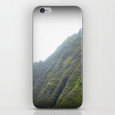 Cliffs of Na Pali iPhone & iPod Skin