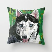 Jax Throw Pillow