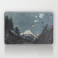 Hike A Mountain! Laptop & iPad Skin