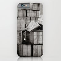 iPhone & iPod Case featuring Stacks... by lscott photography