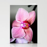 Orchid 2 Stationery Cards