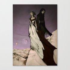 The Killing Moon Canvas Print