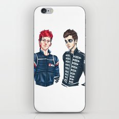 My Chemical Pilots iPhone & iPod Skin