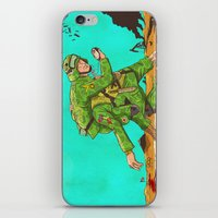 Carry iPhone & iPod Skin