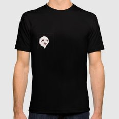 Introspective Identity SMALL Black Mens Fitted Tee