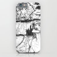 iPhone & iPod Case featuring Apocalypse by Kirsten McNee