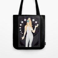 Dazzler (Nouveau) Tote Bag