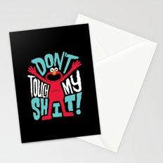 Crazy Elmo Stationery Cards