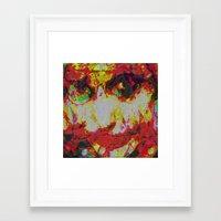 I'm the Joker Framed Art Print