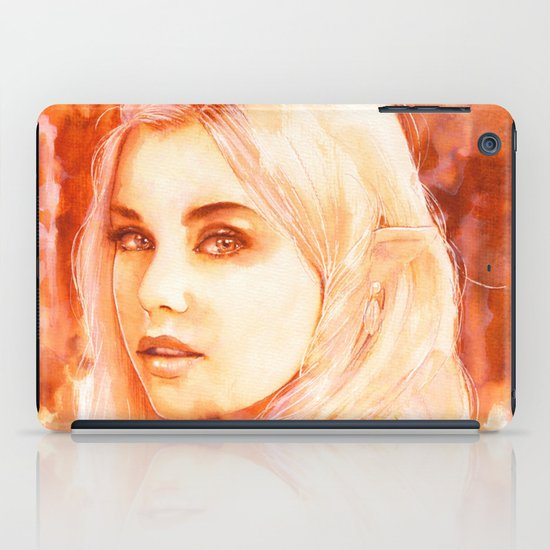 Tell me your stories iPad Case