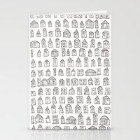 SACRIFICIAL HOMES (A) Stationery Cards