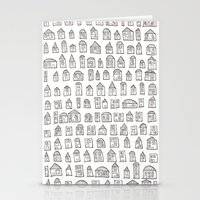 SACRIFICIAL HOMES (A) Stationery Cards