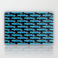 60's Well Finned Caddy I… Laptop & iPad Skin