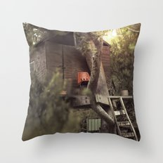 a place called home Throw Pillow
