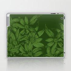 MAUA flowers 1 Laptop & iPad Skin