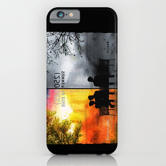 250/250 Days of Summer.... iPhone & iPod Case