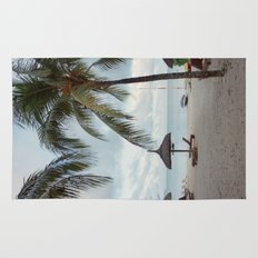 Sunrise in Mauritius II Rug